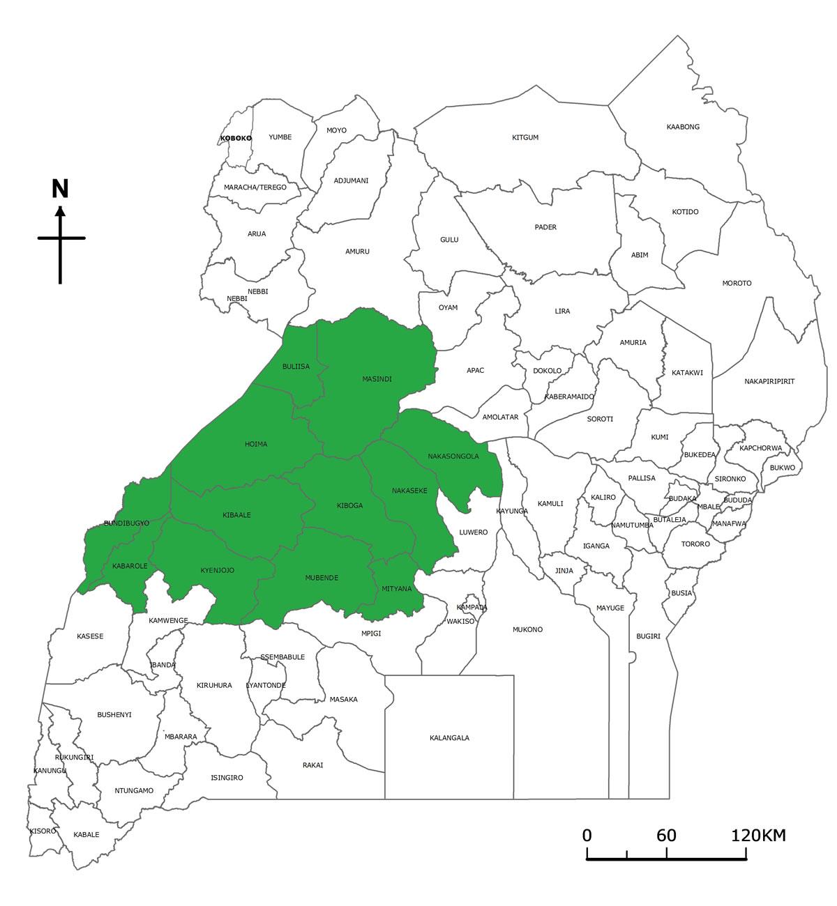 Community Green Radio - Coverage Map