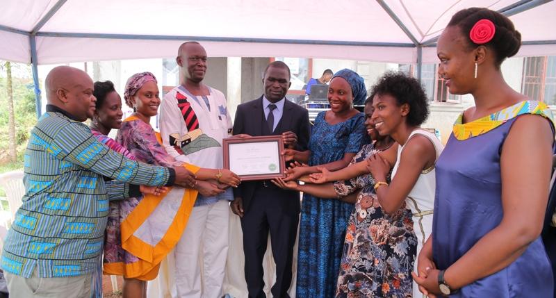 COMMUNITY GREEN RADIO RECEIVES THE 2020 LIZ HUGHES AWARD FOR HER FARM RADIO