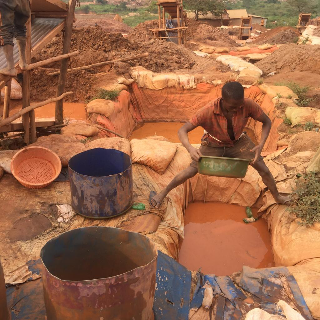 ARTISANAL MINERS WANT MORE SENSITIZATION ON BORAX TECHNOLOGY TO PHASE OUT MERCURY USE IN GOLD MINING