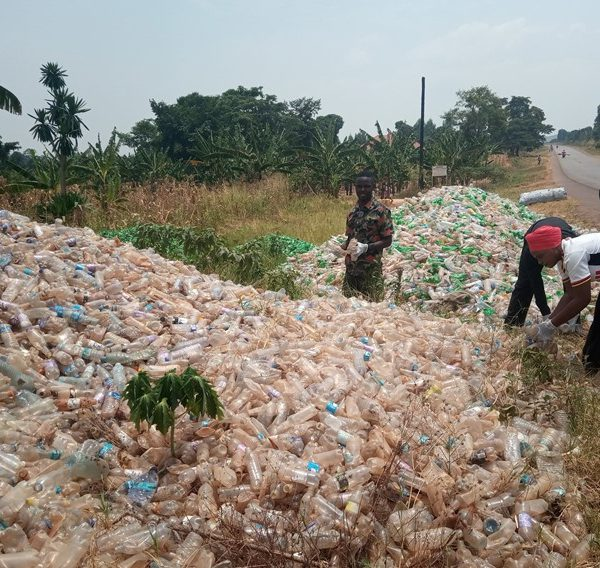 British High Commission partners with Community Green Radio to raise awareness on plastic recycling
