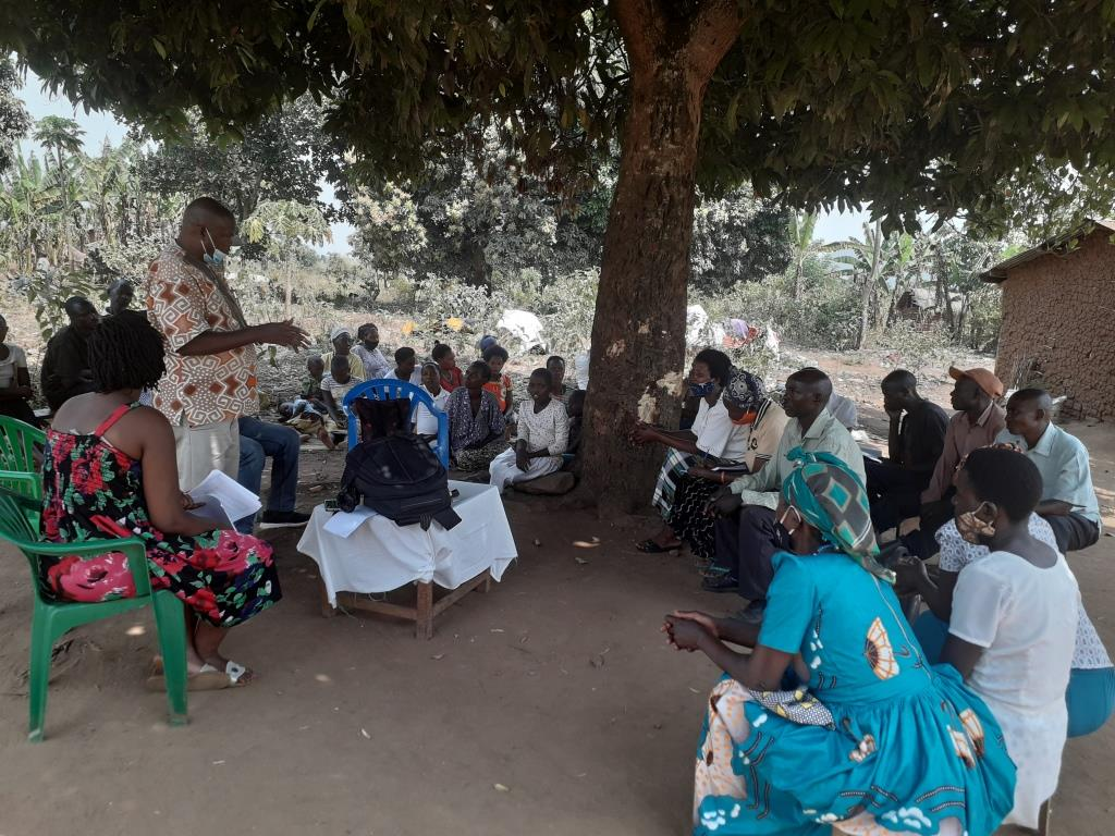 NAPE TO PROMOTE PEACEFUL CO-EXISTANCE IN IDPs AND REFUGEE CAMPS THROUGH FORMATION OF LOCAL PEACE COMMITTEES IN HOIMA DISTRICT