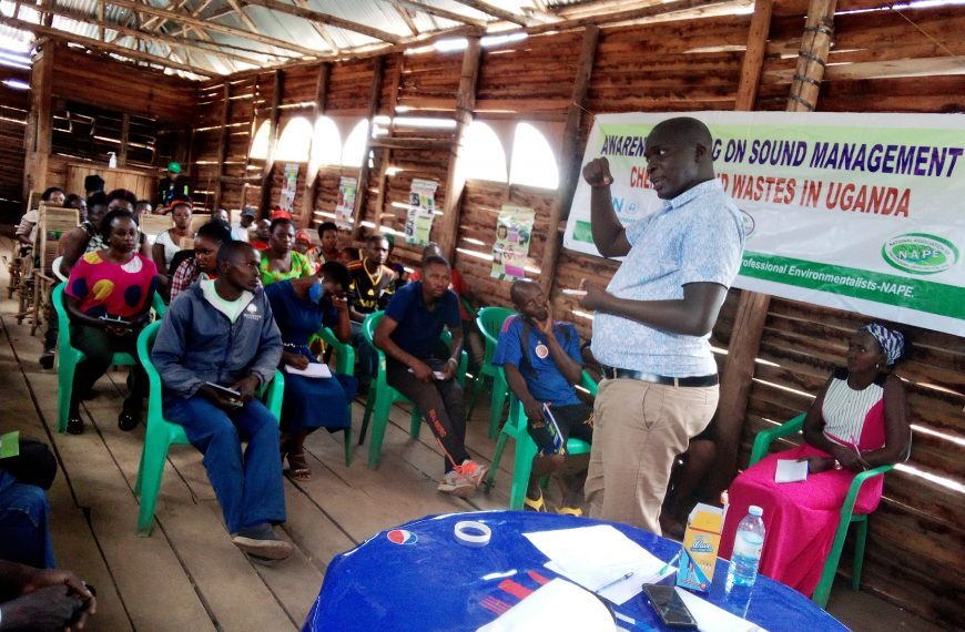 ARTISANAL GOLD MINERS BLAME  LEADERS FOR LACK OF OCCUPATIONAL SAFETY AND HEALTH INTERVETION AMONG ARTISANAL MINERS IN KASANDA