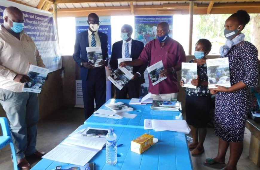NAPE LAUNCHES A PEACEFUL CO-EXISTANCE PROJECT IN REFUGEE AND IDP CAMPS IN KUKUUBE DISTRICT