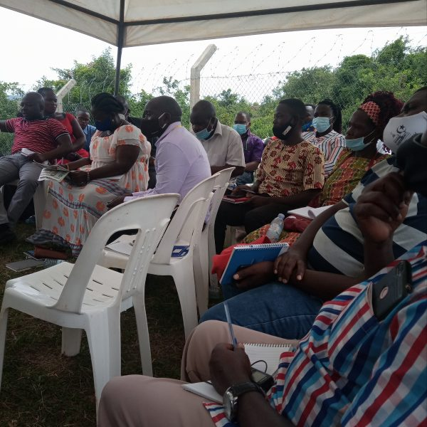 COMMUNITY GREEN RADIO ORGANISES TRAINING FOR JOURNALISTS IN BASICS OF HEALTH REPORTING